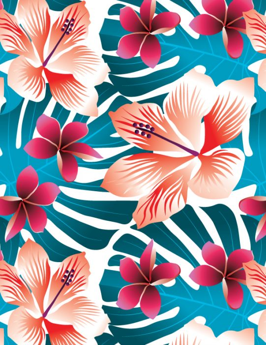 art_asset_hibiscus_leaves_pattern