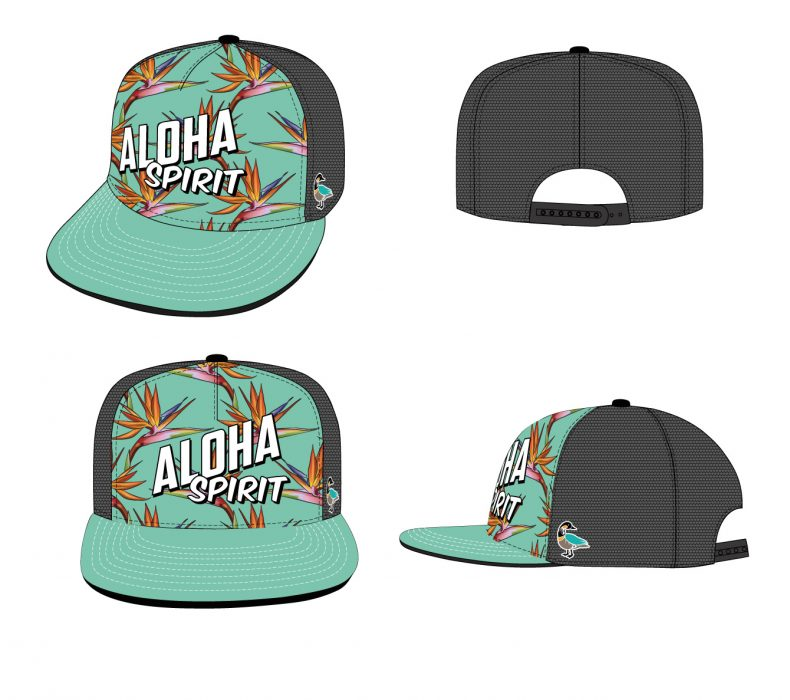 pp_5-panel_baseball_cap_bird_of_paradise